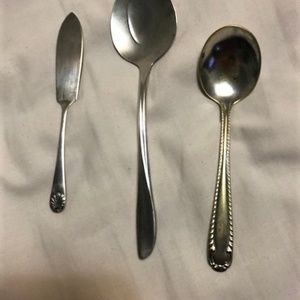 Other - Vintage Silverplate Flatware
